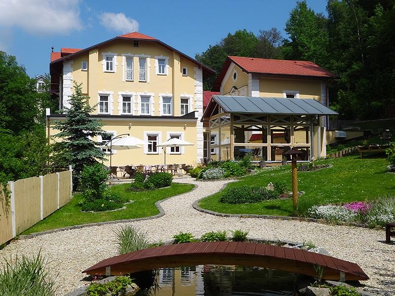 Exteriér hotelu SwissHouse