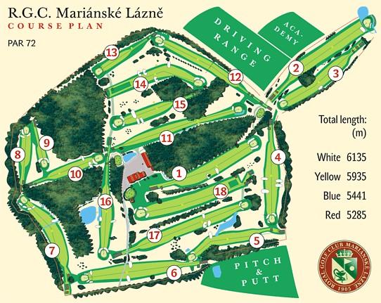 mapa-hriste-royal-golf-club-marianske-lazne
