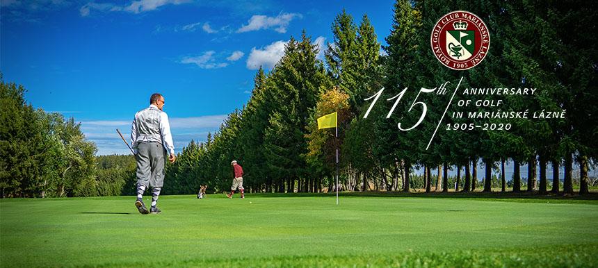 Golf Mariánské Lázně